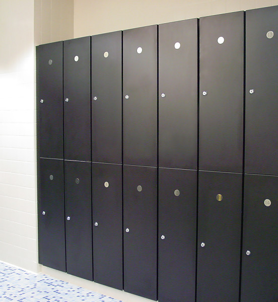 Custom Waterproof Aquatic Lockers Swim Teams Spas