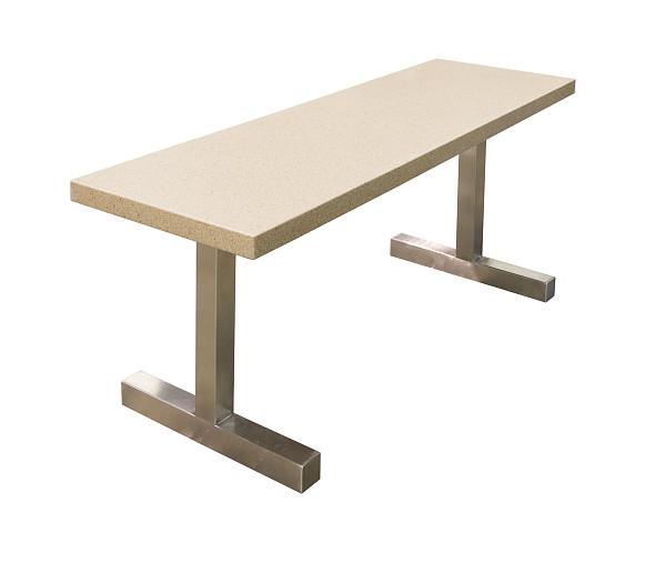 Custom Locker Room Seating, Wood Benches, Dallas Custom Built
