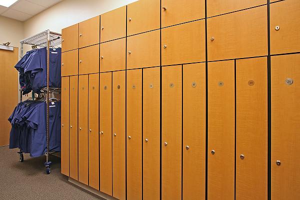 Custom Medical Lockers For Hospitals & Clinics | Legacy Lockers
