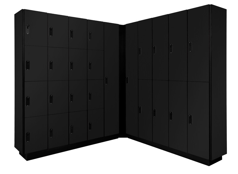 Performance Series Lockers Custom Wood Lockers Built To Last