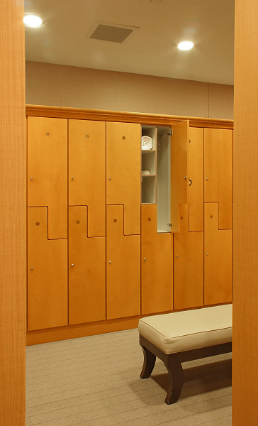 Custom Wood Lockers For Hotel Spas Amp Resorts Legacy