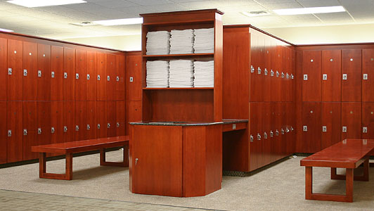 Health &amp; Fitness Club Lockers
