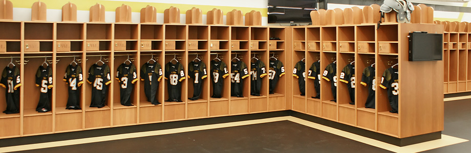 Sports &amp; Athletic Team Lockers