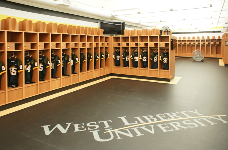 Athletic Lockers For Sports Teams