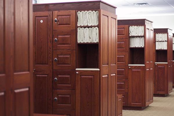 Vanity Lockers Amp Towel Stations Legacy Lockers Custom