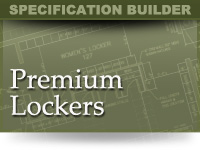 Premium Wood Lockers