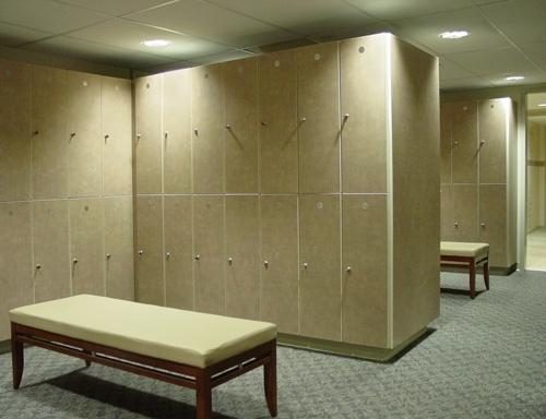 Seating Options For Your Custom Locker Room