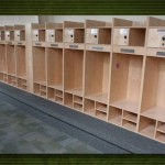 Eastern New Mexico Football Lockers